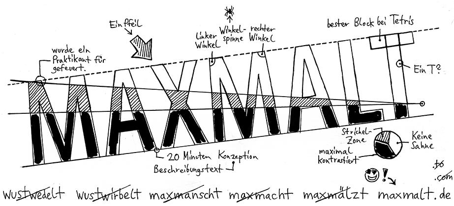 Bild: Maxmalt im Bau