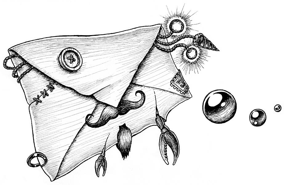 Bild: Briefkuver