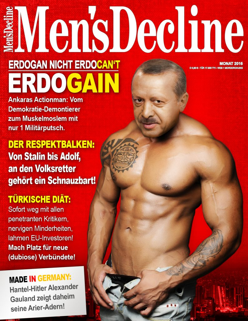 Men's Decline – Erdogain