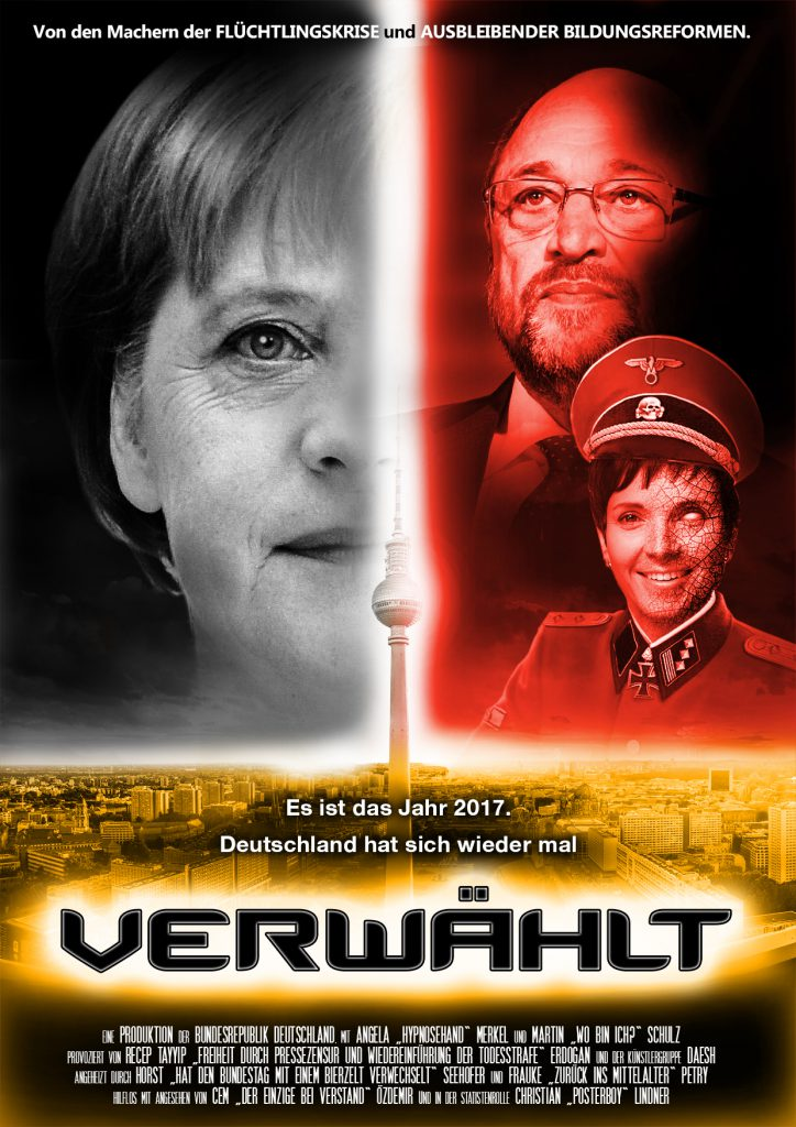 Maximilian Wust - Verwählt, der Film