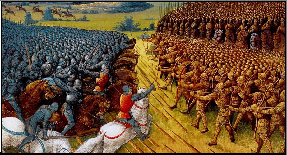 Bibel-Rezension: Kreuzzüge