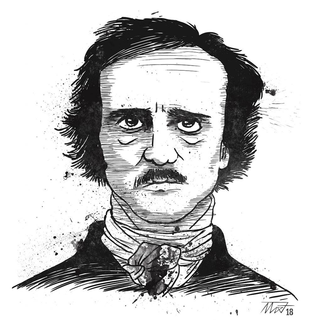 Maximilian Wust - Der Poe